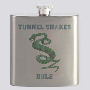 Tunnel Snakes Rule! Flask