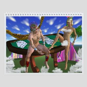 Valentine's Angels Wall Calendar