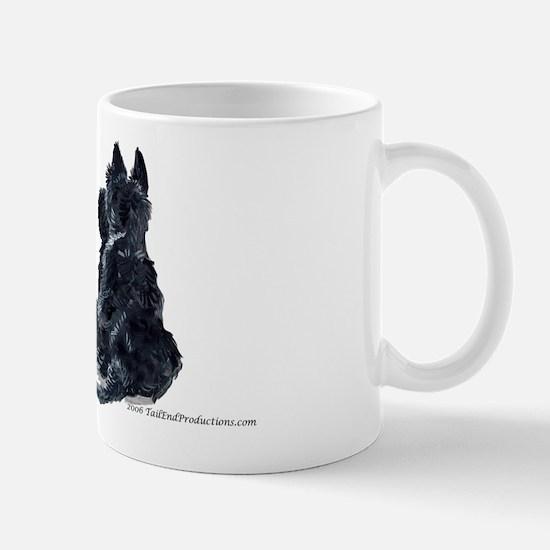 Scottish Terrier AKC Mug