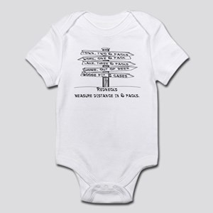 6 packs Infant Bodysuit