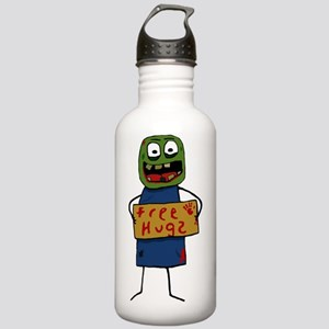 Zombie needs a hug Stainless Water Bottle 1.0L