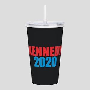 Kennedy 2020 Acrylic Double-wall Tumbler