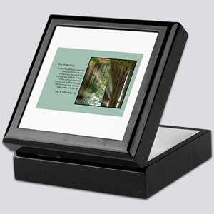 The Four Ages of Man (Yeats) Keepsake Box
