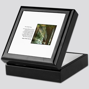 Wh The Four Ages Of Man (yeats) Keepsake Box
