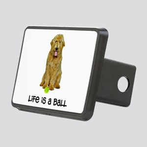 Goldendoodle Life Rectangular Hitch Cover