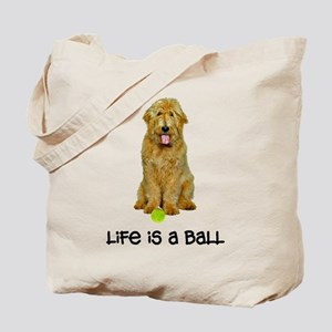 Goldendoodle Life Tote Bag