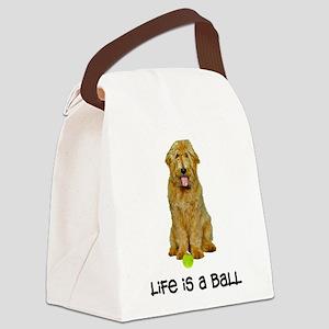 Goldendoodle Life Canvas Lunch Bag