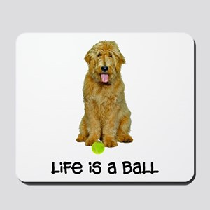 Goldendoodle Life Mousepad