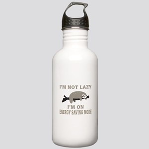 Sloth   I'm Not Lazy I Stainless Water Bottle 1.0L