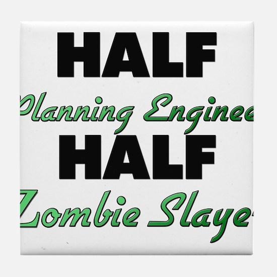 Half Planning Engineer Half Zombie Slayer Tile Coa