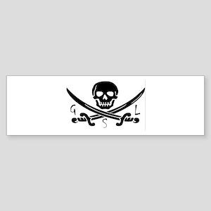 GSL Pirate Bumper Sticker