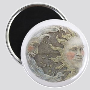 Cosmic Sun and Moon Magnet