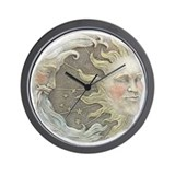 Celestial Wall Clocks