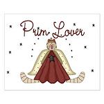 Prim Lover Small Poster