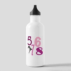 5,6,7,8 Water Bottle
