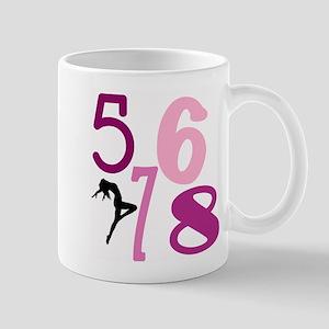 5,6,7,8 Mugs