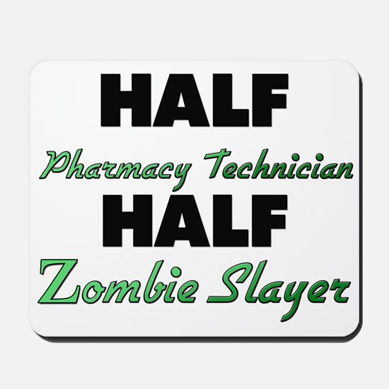Half Pharmacy Technician Half Zombie Slayer Mousep