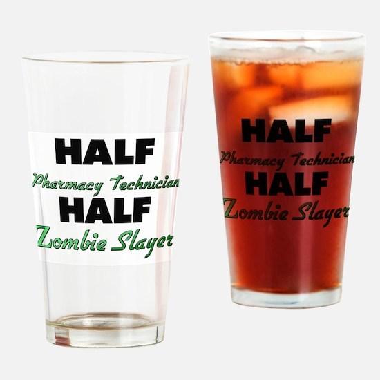 Half Pharmacy Technician Half Zombie Slayer Drinki