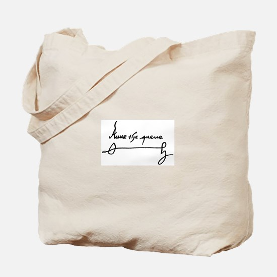 Anne Boleyn's Signature Tote Bag