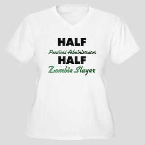 Half Pensions Administrator Half Zombie Slayer Plu