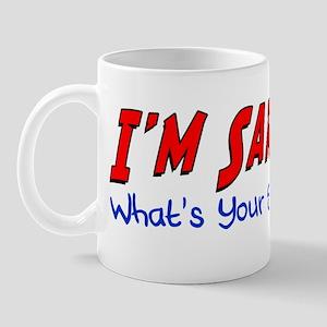 Sarcastic Super Power Mug Mugs