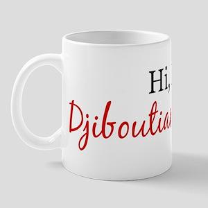 Hi, I am Djiboutian national Mug