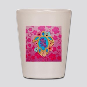 Hawaiian Tropical Honu Shot Glass