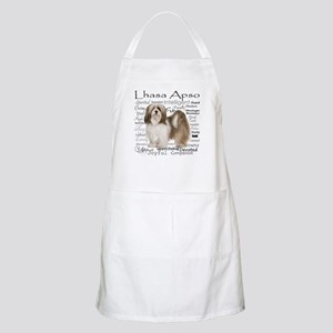 Lhasa Apso Traits Apron