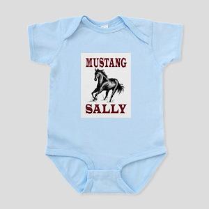 MUSTANG SALLY Infant Bodysuit