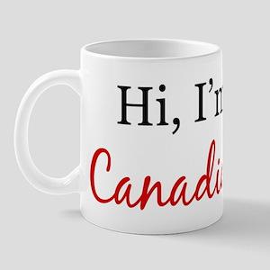 Hi, I am Canadian Mug