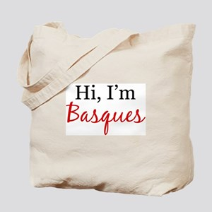 Hi, I am Basques Tote Bag