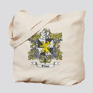 Williams Family Crest 2 Tote Bag