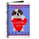 Valentine Saint Bernard Journal