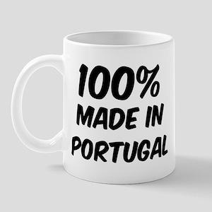 100 Percent Portugal Mug