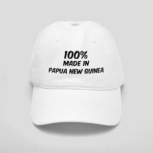100 Percent Papua New Guinea Cap
