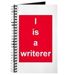 I is a writerer Journal