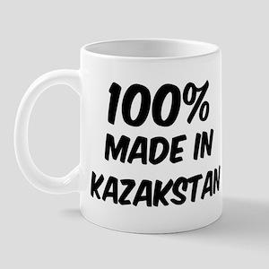 100 Percent Kazakstan Mug