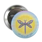 "LetGo-Dragonfly1 2.25"" Button (10 pack)"