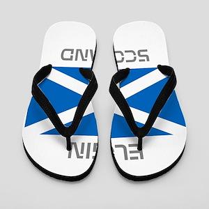 Elgin Scotland Flip Flops