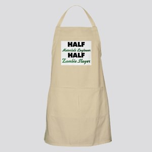 Half Materials Engineer Half Zombie Slayer Apron