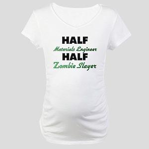 Half Materials Engineer Half Zombie Slayer Materni