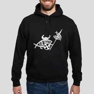 vikingfishdark2 Sweatshirt