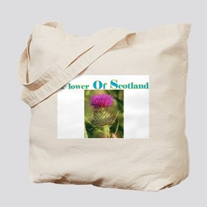 Flower Of Scotland(3) Tote Bag