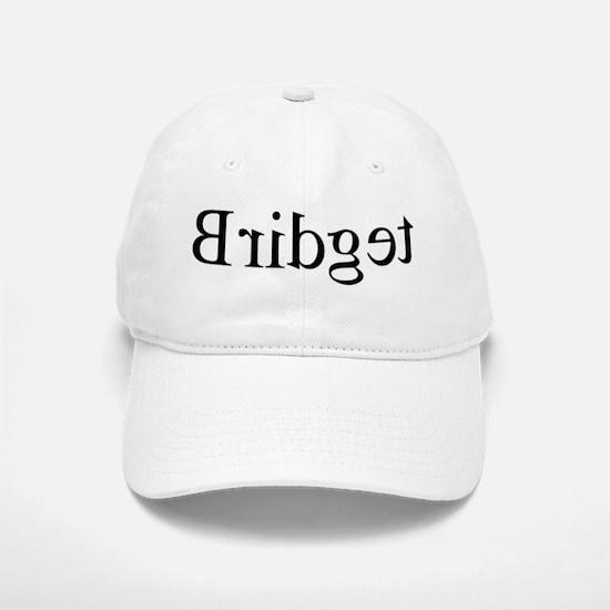 Bridget: Mirror Baseball Baseball Cap