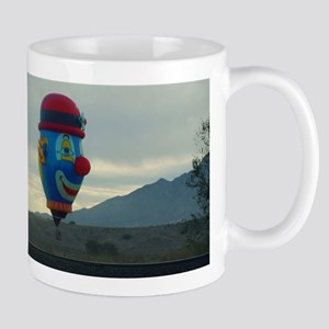 hot air clown Mug