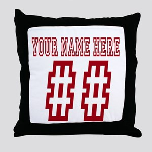 Game Day Throw Pillow