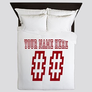 Game Day Queen Duvet