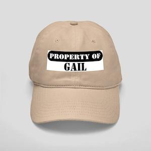 Property of Gail Cap