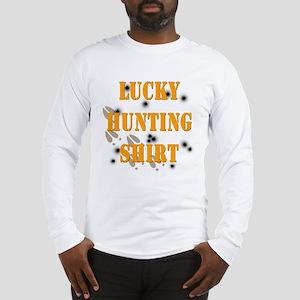 Lucky Hunting Shirt Long Sleeve T-Shirt