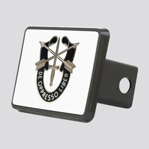 Special Forces Rectangular Hitch Cover